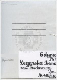 Zegarska Irena