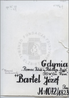 Bartel Józef