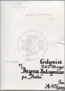 Deyna Maksymilian