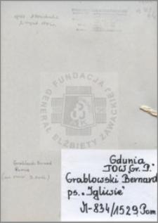 Grablowski Bernard