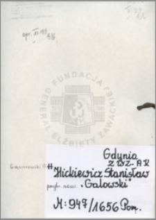 Hickiewicz Stanisław