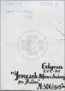 Jereczek Alfons Andrzej