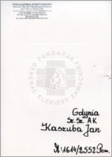 Kaszuba Jan