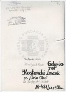Kostencki Leszek