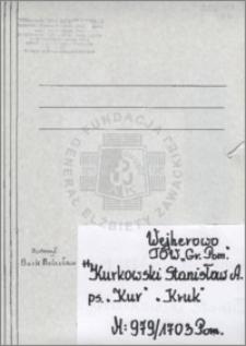 Kurkowski Stanisław