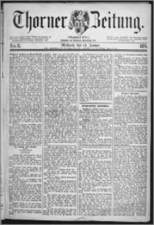 Thorner Zeitung 1874, Nro. 11
