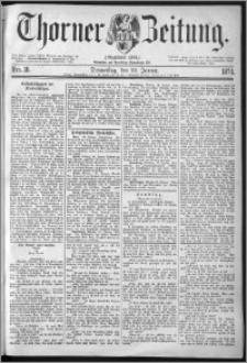 Thorner Zeitung 1874, Nro. 18