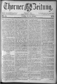 Thorner Zeitung 1874, Nro. 46