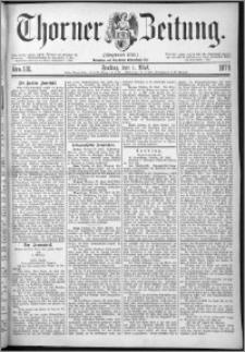 Thorner Zeitung 1874, Nro. 101