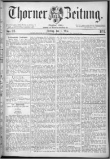 Thorner Zeitung 1874, Nro. 107