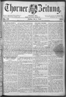 Thorner Zeitung 1874, Nro. 129