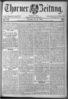 Thorner Zeitung 1874, Nro. 150