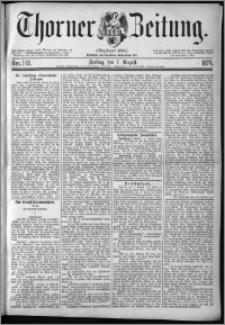 Thorner Zeitung 1874, Nro. 183