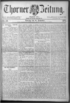 Thorner Zeitung 1874, Nro. 221 + Beilage
