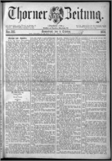 Thorner Zeitung 1874, Nro. 232