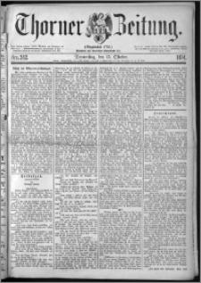 Thorner Zeitung 1874, Nro. 242