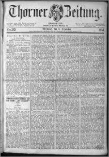 Thorner Zeitung 1874, Nro. 283