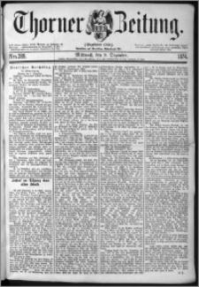 Thorner Zeitung 1874, Nro. 289