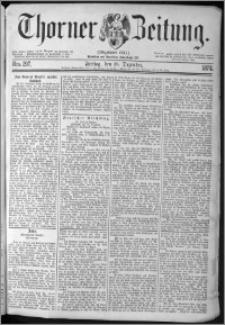 Thorner Zeitung 1874, Nro. 297