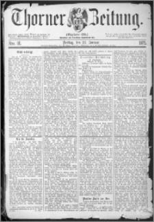 Thorner Zeitung 1875, Nro. 18