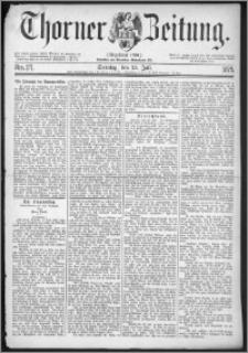 Thorner Zeitung 1875, Nro. 171