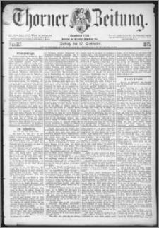 Thorner Zeitung 1875, Nro. 217