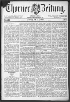 Thorner Zeitung 1875, Nro. 232