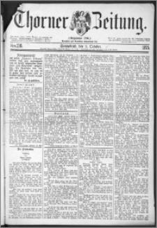 Thorner Zeitung 1875, Nro. 236