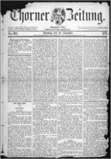 Thorner Zeitung 1875, Nro. 303