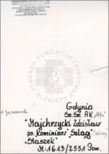 Majchrzycki Zdzisław