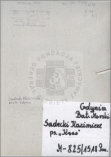 Sadecki Kazimierz