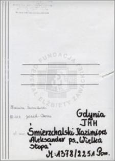 Śmierzchalski Kazimierz