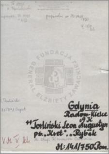 Torliński Leon Augustyn