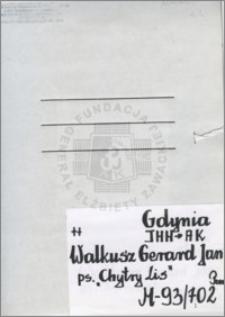 Walkusz Gerard Jan