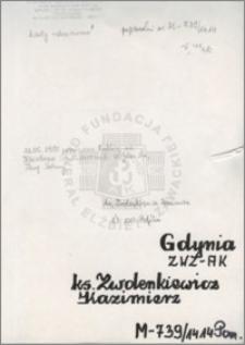 Zwolenkiewicz Kazimierz