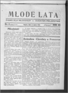 Młode Lata, R. 65 (1933), nr 2