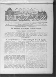Krzyż, R. 65 (1933), nr 5