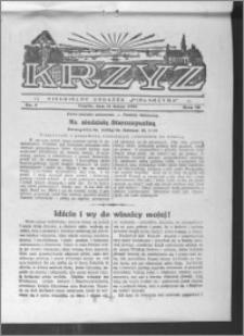 Krzyż, R. 65 (1933), nr 7