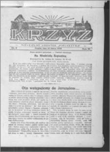 Krzyż, R. 65 (1933), nr 9