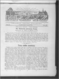 Krzyż, R. 65 (1933), nr 10