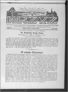 Krzyż, R. 65 (1933), nr 11
