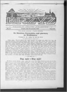 Krzyż, R. 65 (1933), nr 17