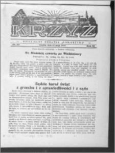 Krzyż, R. 65 (1933), nr 20