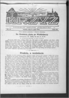 Krzyż, R. 65 (1933), nr 21