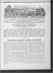 Krzyż, R. 65 (1933), nr 25