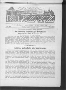 Krzyż, R. 65 (1933), nr 36