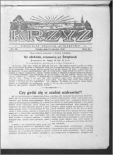 Krzyż, R. 65 (1933), nr 39