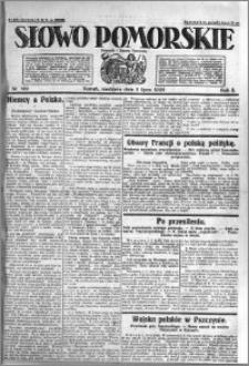 Słowo Pomorskie 1922.07.02 R.2 nr 149
