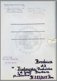 Fiutowska-Dudulska Barbara