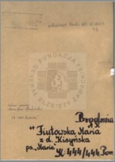 Fiutowska Maria